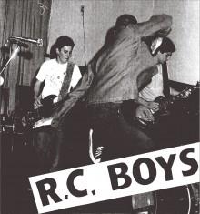 RC Boys cover SAC031